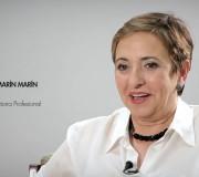 Fotograma del vídeo de la entrevista de Arame a María Luisa Marín