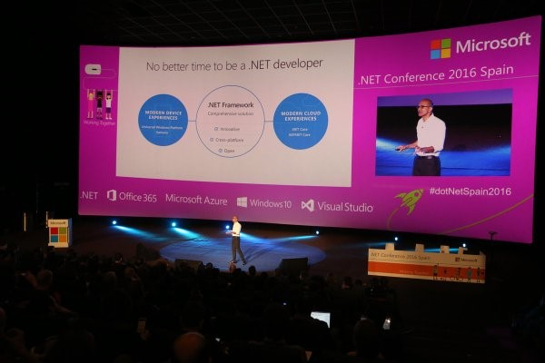 Multitec asiste al dotNet Spain Conference 2016