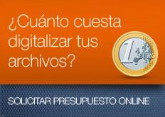 Solicitar presupuesto online