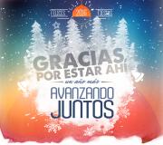 Felicitación Navidad Multitec S.A. 2015